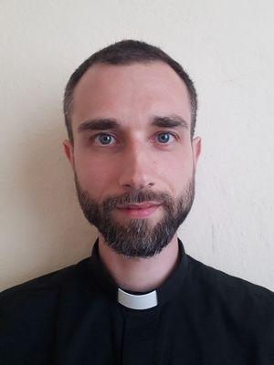 P. Jan Krbec - kaplan