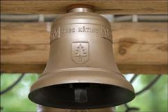 Zvon Dar obce Křtiny